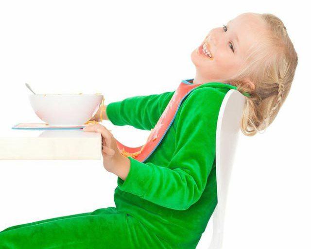 LaLatz: Weiterentwickeltes Lätzchen für kleckernde Kinder