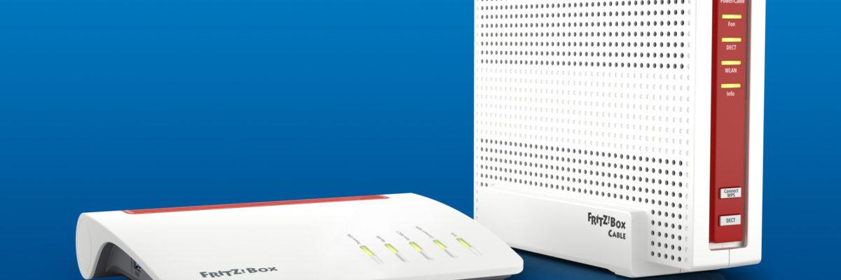 Fritzbox Avm Stellt Zwei Neue Router Flaggschiffe Vor Cloud Practice