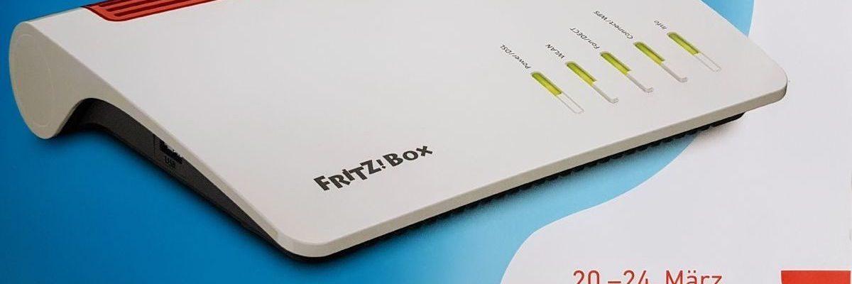 Fritzbox 7590 Neues Router Topmodell Von Avm Wohl Schon Zur Cebit