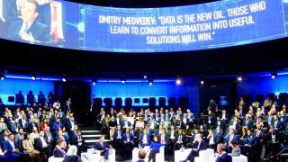 Medwedew schließt russischen Sonderweg in die digitale Welt aus