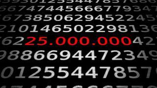 Zahlen bitte! Linux: mehr als 25 Millionen Zeilen Code