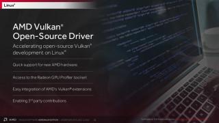 AMD verspricht Open-Source-Vulkan-Treiber für Linux