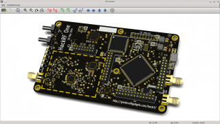 KiCad: Version 5 kann EAGLE-Projekte importieren