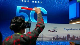 MWC 2019: Alles ist 5G – und Origami-Handys