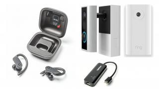 Kurztests: Multi-Gigabit-LAN per USB-C, In-Ear Kopfhörer, Door View Cam