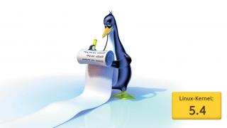 Linux Kernel 5.4