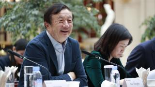 5G: Huawei-Chef weist Sicherheitsbedenken zurück