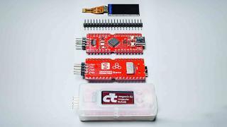 Erste Schritte mit dem RISC-V-Mikrocontroller-Board Sipeed Longan Nano