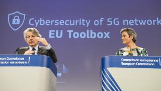 5G: EU-Kommission lässt Tür für Huawei offen